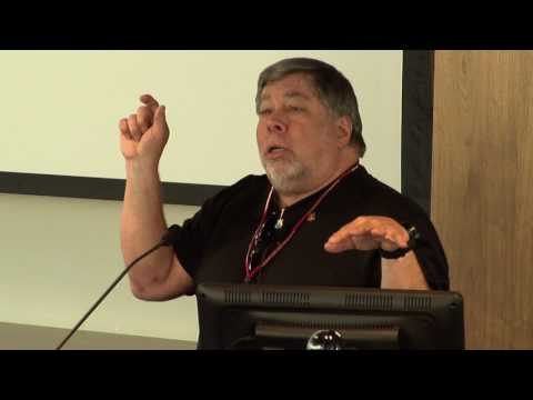 Steve Wozniak's Surprise Tribute to Ted Nelson