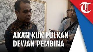 Prabowo Kumpulkan Dewan Pembina Gerindra di Hambalang