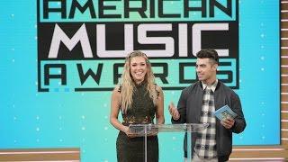 Rachel Platten and Joe Jonas Announce AMAs