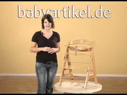 Hauck Hochstuhl Alpha - Zubehör: Alpha Tray | Babyartikel.de