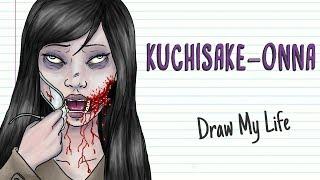 KUCHISAKE-ONNA, THE JAPANESE LEGEND OF THE SLIT MOUTH WOMAN | Draw My Life