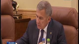 В этом году в Татарстане построено и отремонтировано 420 км дорог
