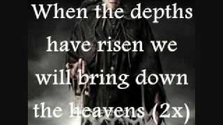 Impending Doom   The Serpent Servant (with Lyrics)