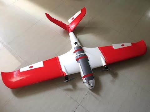 xuav-snow-goose-tjl-mini-goose-maiden-flight
