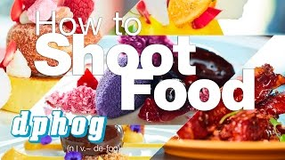 Clinton Lubbe has a new video out: How to shoot food photography