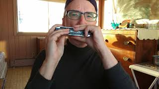 Crazy little thing called love (Queen) harmonica