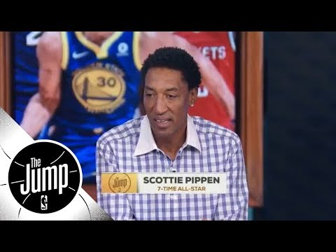 Scottie Pippen on players staying with one team for career: It's not realistic | The Jump | ESPN