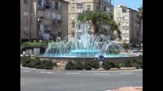 preview picture of video 'Fountain Square Lehrer Ness Ziona'