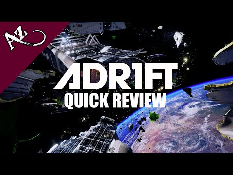 ADR1FT - Quick Game Review video thumbnail