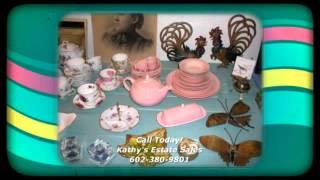 602.380.9801. Estate Sales Phoenix, Kathy's Estate Sales, LLC. 2012.06.08