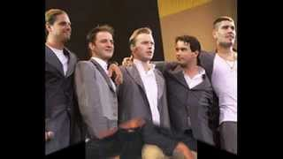 Boyzone one kiss at the time lyrics