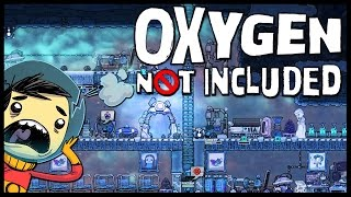 Oxygen Not Included - Food & Water Shortage! - Let's Play Oxygen Not Included Gameplay Part 9