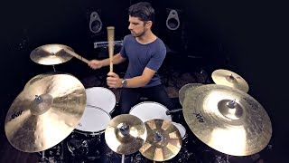 Cobus - Limp Bizkit - Take A Look Around (Drum Cover | #QuicklyCovered)