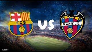 Barcelona Vs Levante | Copa Del Rey | Live Stream