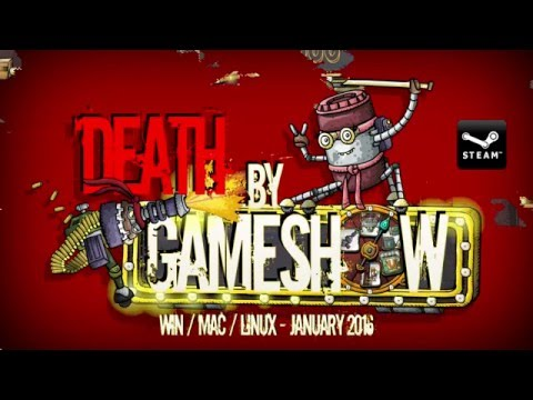 Death by Game Show Announcement Trailer thumbnail