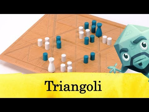 Triangoli Review - with Zee Garcia