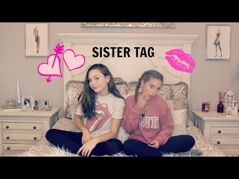 sister tag!    with Maddie!