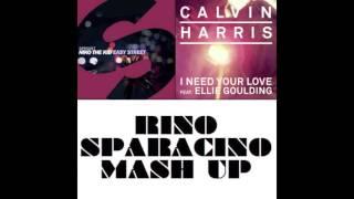 Niko The Kid Vs Ellie Goulding   I Need Your Easy Street (Rino Sparacino Mash Up)