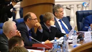 Глава области своим указом назначил 6 членов областной избирательной комиссии с правом решающего голоса