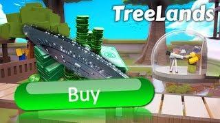 KUPUJE UFO ZA ROBUXY!!    TREE LANDS ROBLOX