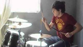 Temptation Greets You Like Your Naughty Friend (Arctic Monkeys Drum Cover)