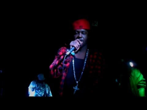 "The Homie ""LiL"" Reed Im ah Outlaw 2nd song NewBrookland Tavern"