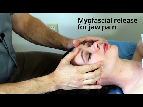 Massage Tutorial Video: Myofascial Release Basics (sloth-style