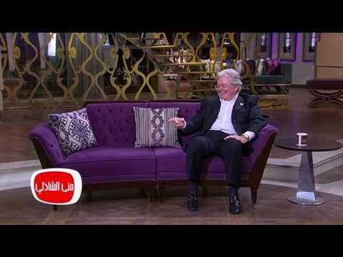 شاهد- حسين فهمي: أعامل جزمتي مثل النساء الرقيقة