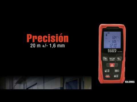Distanciometro Laser de Klein Tools