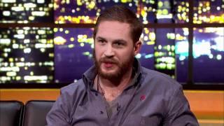 Batman-News.com | Tom Hardy talks 'The Dark Knight Rises' on Jonathan Ross