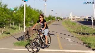 Атырау, май 2018. К статье о велосипедистах
