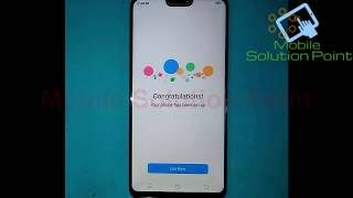 Oppo F7 CPH1819 Frp (Google Account) And Password Lock Remove Done