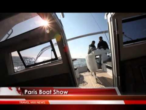Paris Boat Show – VIDEO