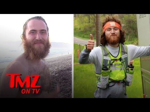 Mike Posner Completes His Walk Across America! | TMZ