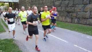 preview picture of video 'Stockholm Halvmarathon 2013-09-14'