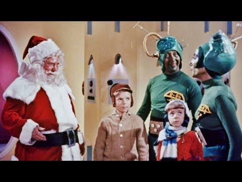 Santa Claus Conquers the Martians (1964) (Movie)