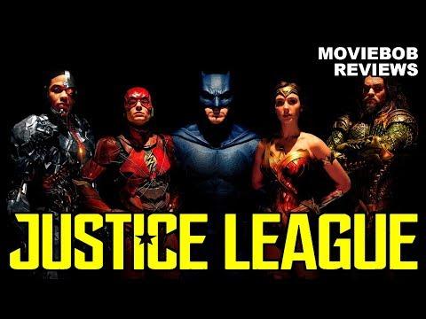 MovieBob Reviews: JUSTICE LEAGUE (2017)