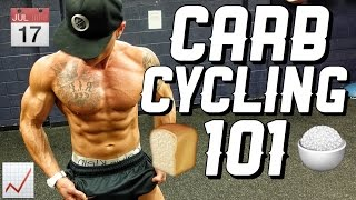 Beginners Guide To Carb Cycling For Fat Loss | Full Meal Plan Included | How To Guide