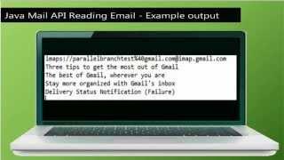How Java Mail API works? Learn Java Mail API.