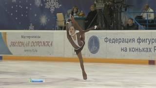 Evgenia Medvedeva - LP, Russian Nationals, 2011-2012 (full HD)