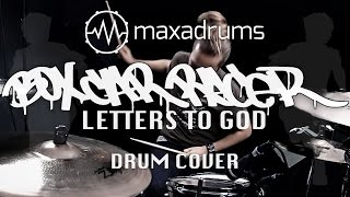 BOX CAR RACER - LETTERS TO GOD (Drum Cover)