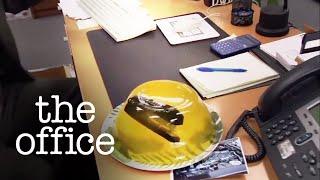 Stapler in Jello - The Office US