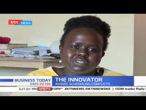 The Innovator: Youth develop 'Nywele Nyumbani' app that links customers directly to stylists