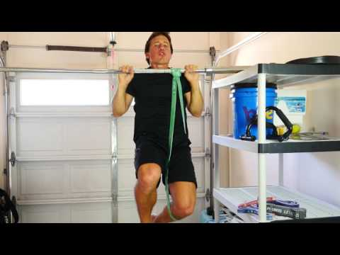 321 STRONG Resistance Bands Assisted Pull Up
