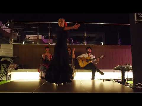Cuadro de baile Suite Flamenca
