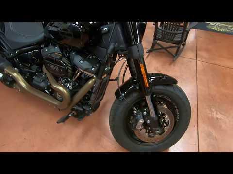 2018 Harley-Davidson Softail Fat Bob114 FXFBS