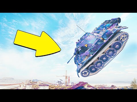 World of Tanks - Funny Moments | WoT Replays #20