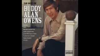 Buddy Alan Owens -- All Around Cowboy Of 1964