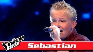 Sebastian synger: Dizzy Mizz Lizzy – 'Silverflame' – Voice Junior / Blinds