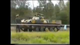 Летающая боевая машина БМД-3/BMD-3